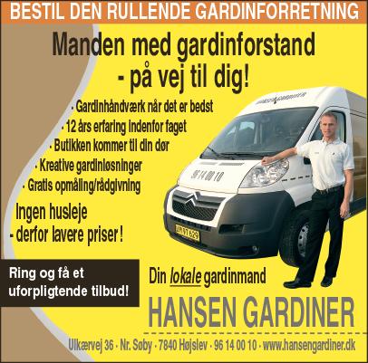 Hansen Gardiner