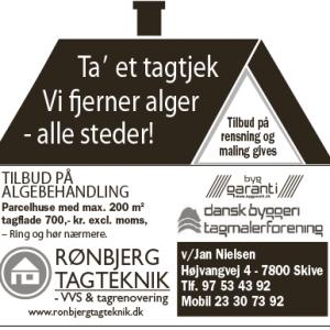 Ronbjerg Tagteknik